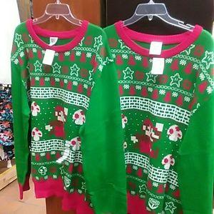 Special sale for ellen 2 mario christmas 2xl